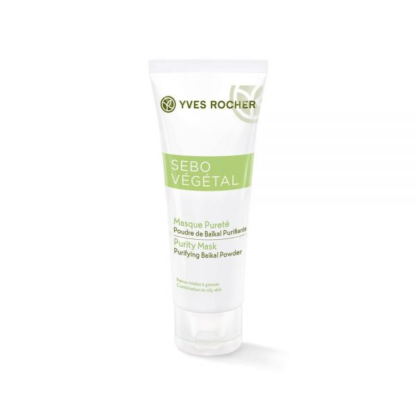 Sebo Vegetal Purity Mask